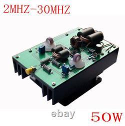 88-108MHz 25-30w /12.5V FM FM Amplifier FM transmitter power amplifier -20dB