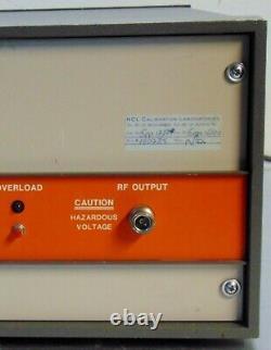 Amplifier Research 25W1000M7 25W 25-1000 MHz RF Power Amplifier