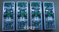 Assembled 100W UHF 400-470MHz MRF9120 100W Power Linear Amplifier AMP + Heatsink