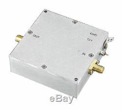 Broadband RF Power Amplifier 50-2600 MHz 1W