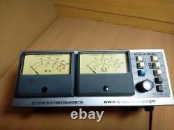 CB radio Kuranishi SWR POWER meter (2KW compatible) 1.9-60MHz linear amplifier