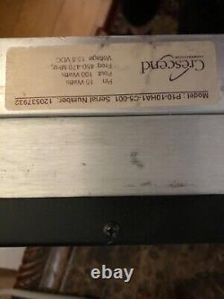 Crescend UHF amplifier 450-470 MHz 80 Watts of power