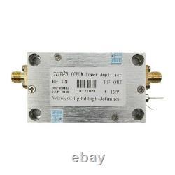 DVB-T COFDM 500mw Power Amplifier Transmitting Model 300-550MHz 0.5W