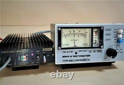 Daiwa LA-4040 Linear Amplifier FM 430MHz (High power MAX45W) All Mode Ham Radio