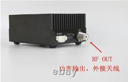 Digital RF Power Amplifier UHF 400-470MHZ 80W DMR Amplifier FM Radio Power Amp