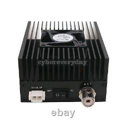 Digital RF Power Amplifier UHF 40W Radio DMR Amp FM Power Amp 400-470MHz