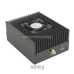 Digital RF Power Amplifier UHF 50W Radio DMR Amp FM Power Amp 400-470MHz