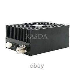 Digital RF Power Amplifier UHF 50W Radio DMR FM Power Amp. 400-470MHz DC 10-14V