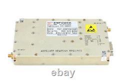 EMPOWER 50W 800-1000MHz 7021-PCM3Q4AHM Solid State Broadband High Power Amplifie