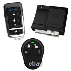 Excalibur Alarms Rs-370 433Mhz Keyless Entry And Remote Start