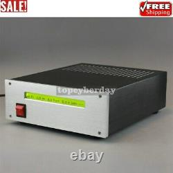 FM Power Amplifier Solid-state RF Audio 87-108MHZ for Rural Campus Broadcast New