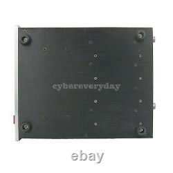 FM Power Amplifier Solid-state RF Audio 87-108MHZ for Rural Campus Broadcasting