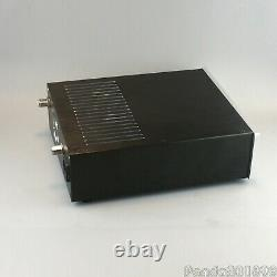 FM Power Amplifier Solid-state RF Audio Power Amp 87-108MHZ for Broadcasting pan