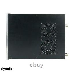 FM Solid State Amplifier FM Power Amp 50-300W 87-108MHZ For Rural Campus Radio