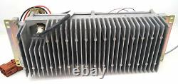 GE Mastr III continuous duty RF power amp/amplifier hi band VHF 138-174 MHz 110W