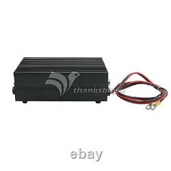 HF Linear Power Amplifier 1.8M-54MHz 30-50W Shortwave for FT817 IC703 Ham #TOPz