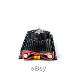 HF Power Amplifier 3-30Mhz AM FM SSB Amplifier cooling fan For Handheld Radio