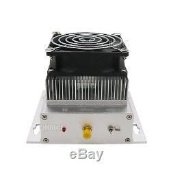 HF Radio Power Amplifier UHF 400-470MHZ 80W Ham Interphone / Heatsink / Fan #SZ