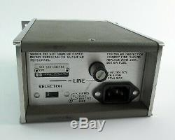 HP / Agilent / Keysight 8447C Power Amplifier 30-300MHz