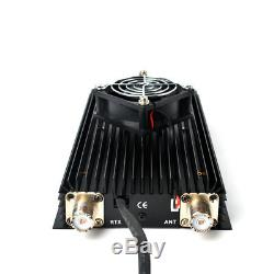 HYS SSB AM FM CW high power HF 3-30MHz Power Amplifier+FAN for portable radio