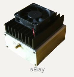 High frequency RF wideband amplifier 100kHz-3MHz 50W linear power amplifier