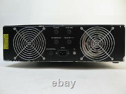 IFI Instrunments M75 Power Amplifier 10 kHz to 220 MHz, 75 Watts