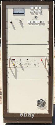 IFI M404E Ultra Broadband Linear RF Power Amplifier 400 W (10 kHz). 01-220 MHz
