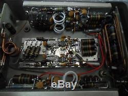 ITT RF Power Amplifier Driver 99828 HAM Radio UHF 225-400MHz 50-70W 24V 0dBm