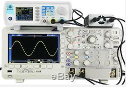 JUNTEK DPA-2698 10MHz 25Vpp 2CH DC Power Amplifier DDS Function signal Generator