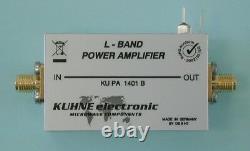 KU PA 1401 B, GaAs-FET Power Amplifier 1350-1450 MHz 1 W Leistungsverstärker