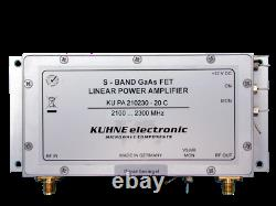 KU PA 210230-20 C GaAs FET Power Amplifier 2100-2300 MHz 20W Leistungsverstärker