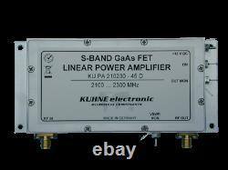 KU PA 210230-45 D, GaAs-FET Power Amplifier Leistungsverstärker 2100-2300 MHz