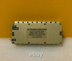 LCF Enterprises A020 (400-100-100-35-A3) 100 400 MHz, 100 W RF Power Amplifier