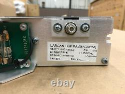 Larcan Magnum UHF Power Amplifier Module 41D1789G2 630MHz-860Mhz with14 MRF372