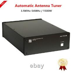 MAT-1500 HF-SSB Automatic Antenna Tuner 3.5MHz-54MHz 1500W PEP For Power Amp