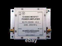 MOSFET-Power Amplifier KU PA 230250-40 A 2300. 2500 MHz 40 W