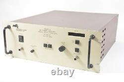 MPE Class A RF Power Amplifier PA-45-0-500/1000L 30 Watts 500-1000 MHz