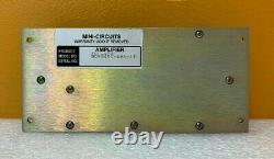 Mini-Circuits ZHL-42W 10 to 4200 MHz, 30dB High Power Coaxial Amplifier. Tested