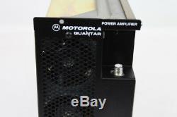 Motorola Quantar Range 2 UHF 440-470 Mhz GOLD Power Amplifier 100 Watts CLE1308A