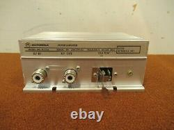 Motorola RF Power Amp N1275A Freq. 403-420 MHZ 13.6VDC 8 Available for Purchase