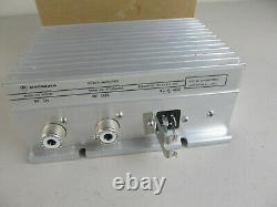 Motorola RF Power Amplifier N1274A 150.8 174 MHz (5W in 40W out) with Box