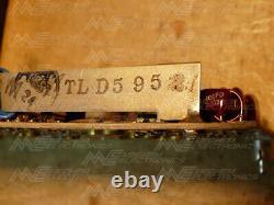 Motorola TLD5952A 132-150.8 MHz 100 Watt P. A. Board, with transistors. Working