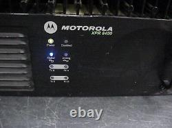 Motorola XPR8400 DMR UHF Repeater 403-470MHZ with 80 Watt Power Amp GMRS