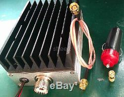 New 25W 400MHz-470MHz UHF Ham Radio Power Amplifier For Interphone Hand Sets Car