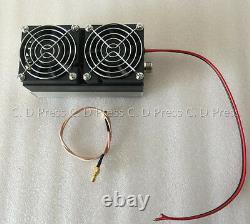 New Ham Radio Power Amplifier For Interphone Car Radio UHF 400MHz-470MHz 80W-90W