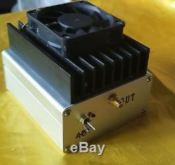 New High frequency RF wideband amplifier 100kHz-3MHz 50W linear power amplifier