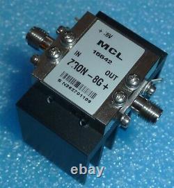 New Mini Circuits MCL ZRON-8G+ Amplifier Medium Power 2000 to 8000 MHz