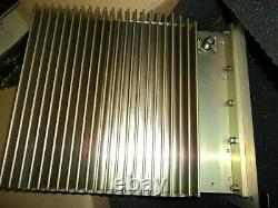 New WESTEL VHF 136 160 Mhz RF Power Amplifier 100 Watt PA AS-05483 DRB-25