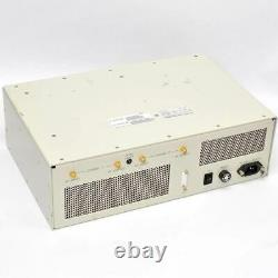 Ophir XRF383 2-channel RF Power Amplifier 70-500Mhz 2x20W AS-IS Partially Works