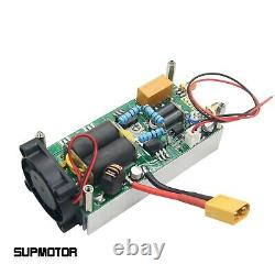 PA100 100w 330Mhz Shortwave Power Amplifier HF RF for KN-Q10 KN850 KN990 withCase